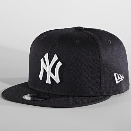 New Era - Casquette Snapback 9Fifty 10531953 New York Yankees Bleu Marine