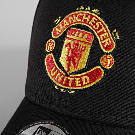 New Era - Casquette 9Forty 11213222 Manchester United Noir