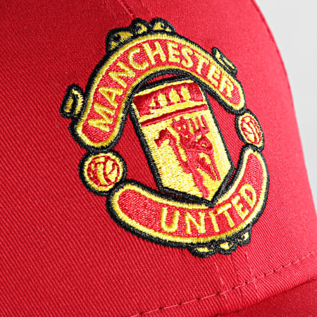 New Era - Casquette 9Forty 11213219 Manchester United Rouge