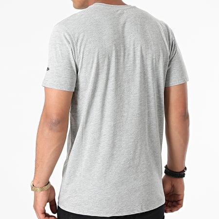 New Era - Tee Shirt Los Angeles Dodgers 11204002 Gris Chiné