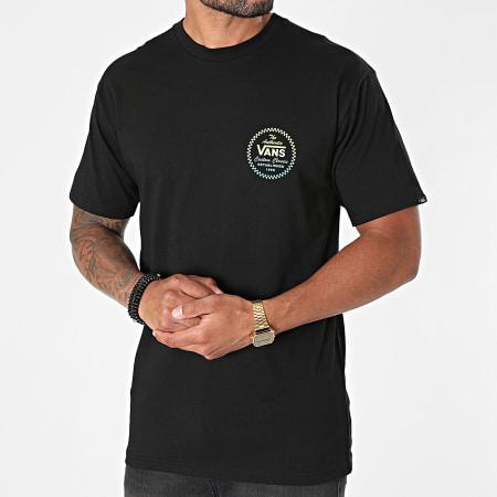 Vans - Tee Shirt Vans Custom Classic A5KCK Noir