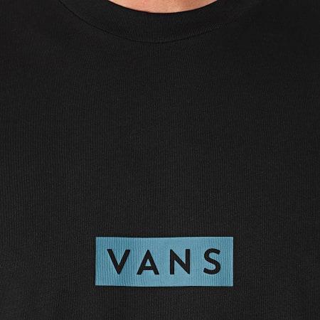 Vans - Tee Shirt Classic Easy Box A5E81 Noir