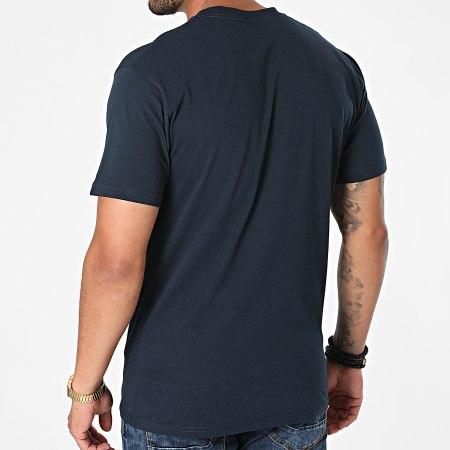 Vans - Tee Shirt Vans Classic 00GGG Bleu Marine