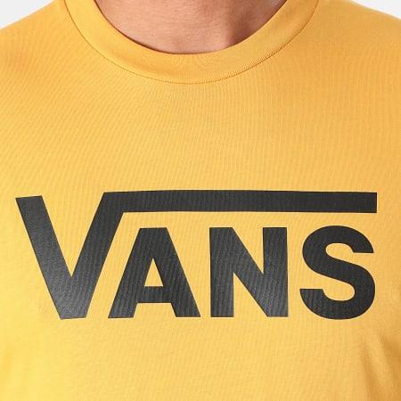 Vans - Tee Shirt Vans Classic 00GGG Jaune