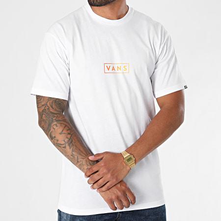 Vans - Tee Shirt Classic Easy Box A5E81 Blanc