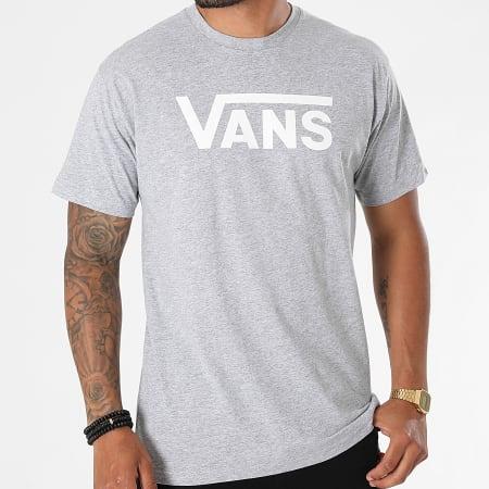 Vans - Tee Shirt Vans Classic 00GGG Gris Chiné