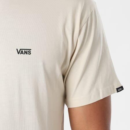 Vans - Tee Shirt Left Chest Logo A3CZE Beige