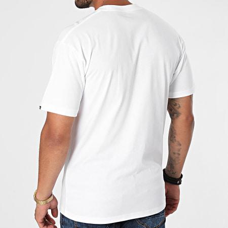 Vans - Tee Shirt Classic Print Box A5E7YZ Blanc