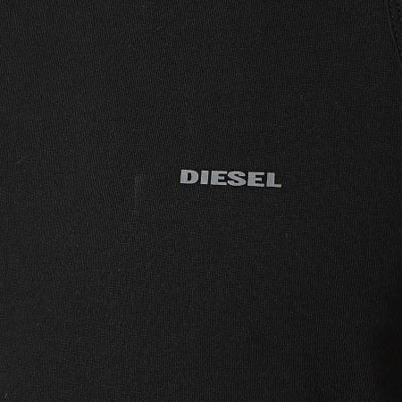 Diesel - Lot De 2 Débardeurs Zabys A03064-0AALW Noir