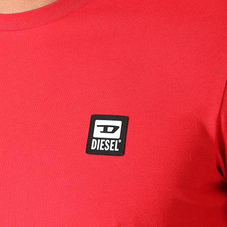 Diesel - Tee Shirt Diegos K30 A00356-0AAXJ Rouge