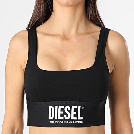 Diesel - Brassière Femme Ally Noir