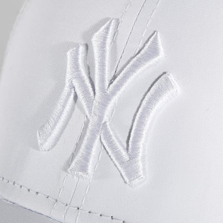 New Era - Casquette 9Forty Tonal 60137493 New York Yankees Blanc