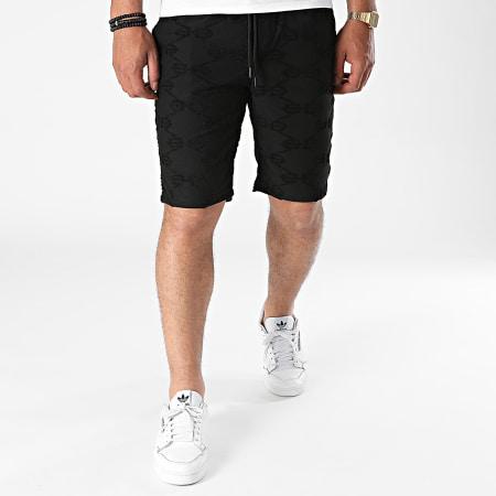 Uniplay - Short Jogging BJ-15 Noir