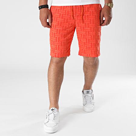 Uniplay - Short Jogging BJ-10 Orange