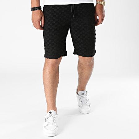 Uniplay - Short Jogging BJ-01 Noir