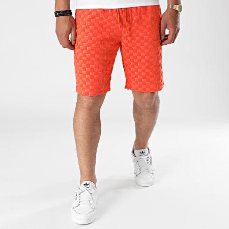 Uniplay - Short Jogging BJ-01 Orange