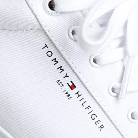 Tommy Hilfiger - Baskets Essential Core Vulcanized 3611 White