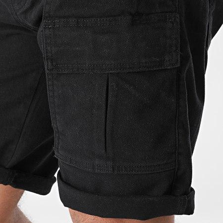 Uniplay - Short Jogg Jean 552 Noir