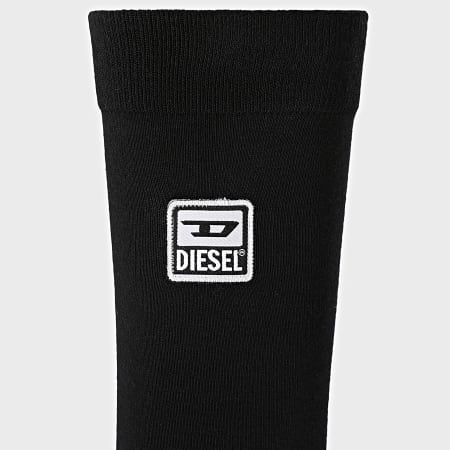 Diesel - Lot De 3 Paires De Chaussettes 00SAYJ-0DAYB Noir