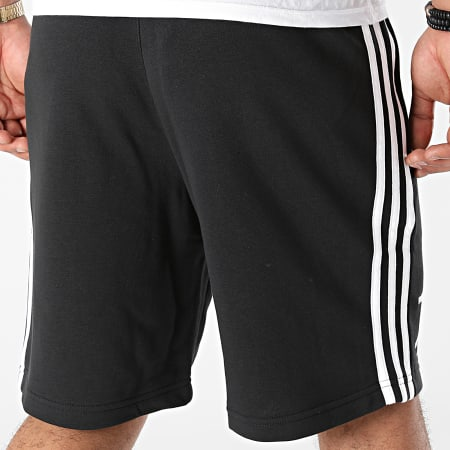 adidas - Short Jogging A Bandes Juventus GR2918 Noir