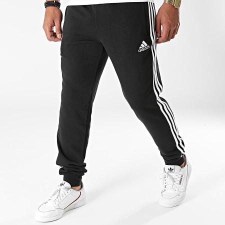 adidas - Pantalon Jogging A Bandes Juventus GR2931 Noir