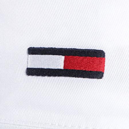 Tommy Jeans - Bob Femme Flag Bucket 0269 Blanc