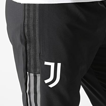 adidas - Pantalon Jogging A Bandes Juventus GR2945 Noir