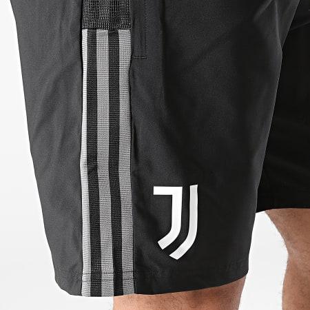 adidas - Short Jogging A Bandes Juventus GR2949 Noir