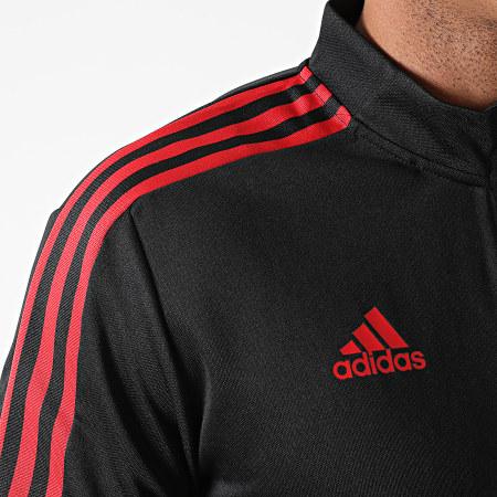adidas - Ensemble De Survetement A Bandes FC Bayern GR0660 Noir