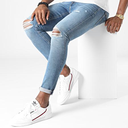 Tommy Jeans - Jean Skinny Miles 0829 Bleu Denim