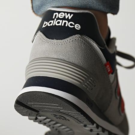 New Balance - Baskets Lifestyle 574 ML574SO2 Grey