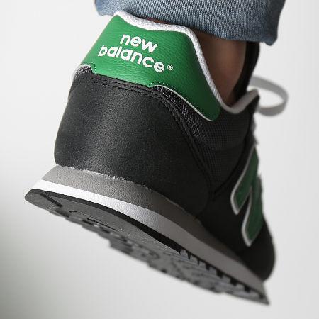 New Balance - Baskets Lifestyle 500 GM500TN1 Black