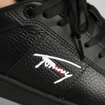 Tommy Jeans - Baskets Cupsole TJM 0719 Noir