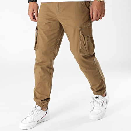 Only And Sons - Jogger Pant Mike Life Cargo Marron