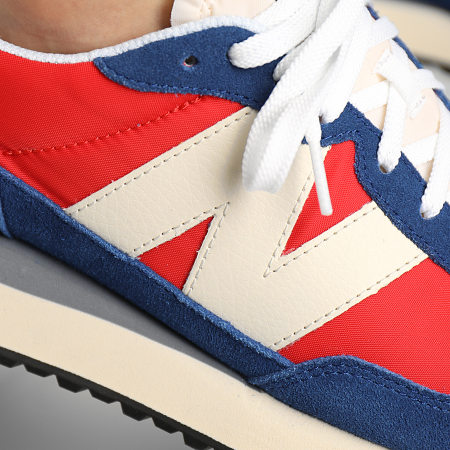 New Balance - Baskets Lifestyle 237 MS237AC Red Navy