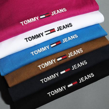 Tommy Hilfiger - Tee Shirt Small Text 9701 Noir