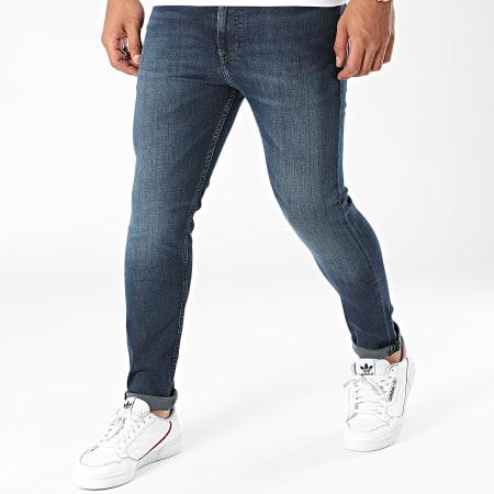 Tommy Jeans - Jean Slim Simon 0819 Bleu Denim