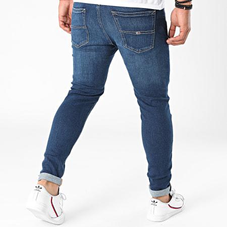 Tommy Jeans - Jean Skinny Miles 0822 Bleu Denim