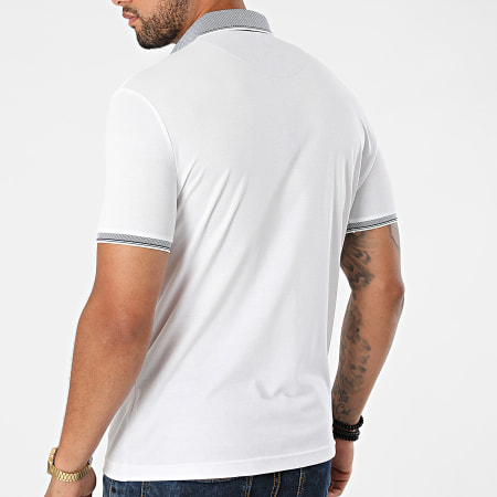 Classic Series - Polo Manches Courtes 1093 Blanc