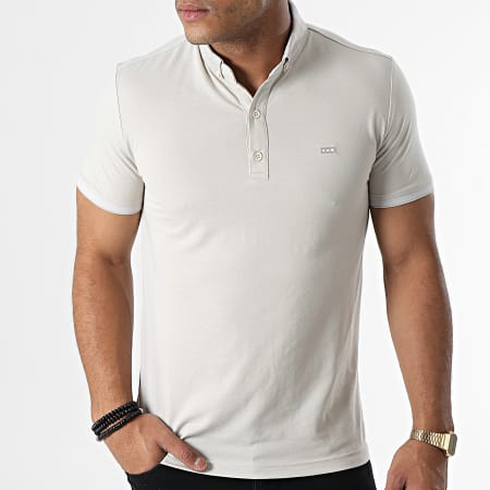 Classic Series - Polo Manches Courtes 1101 Beige