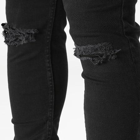 Black Industry - Jean Skinny 3025 Noir
