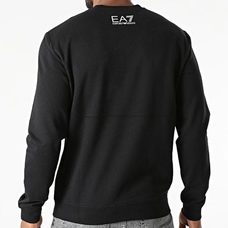 EA7 Emporio Armani - Sweat Crewneck 6KPM68-PJBWZ Noir
