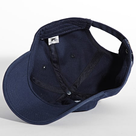 Fila - Casquette Dad Cap Linear Logo 685034 Bleu Marine