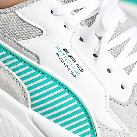 Puma - Baskets AMG Petronas X-Ray 2 306755 White Spectra Green