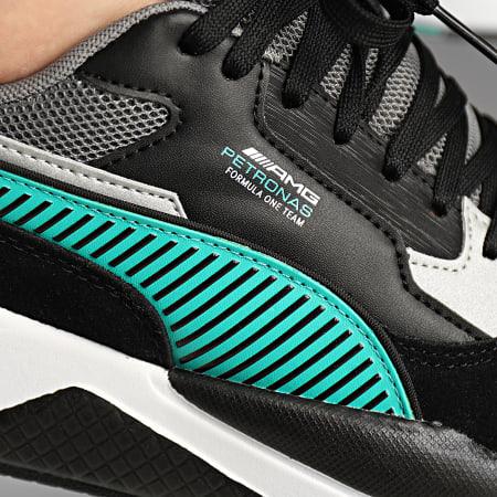 Puma - Baskets AMG Petronas X-Ray 2 306755 Black Spectra Green