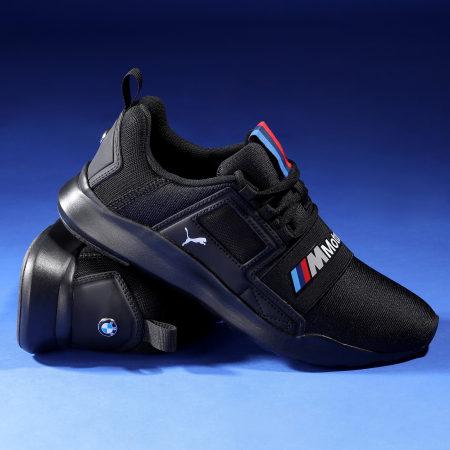 Puma - Baskets BMW Motorsport Wired Cage 306961 Black