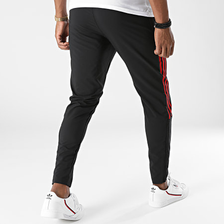 adidas - Pantalon Jogging A Bandes FC Bayern GR0631 Noir