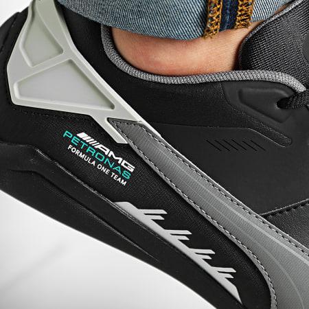 Puma - Baskets AMG Mercedes Drift Cat Delta 306852 Puma Black Mercedes Team Silver