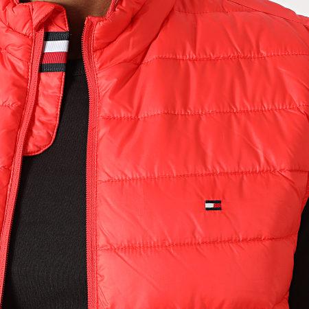 Tommy Hilfiger - Doudoune Sans Manches Packable Circular 8762 Orange