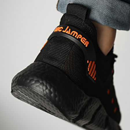 Classic Series - Baskets 1993 Noir Orange